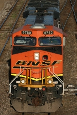 Pictures of BNSF 5780